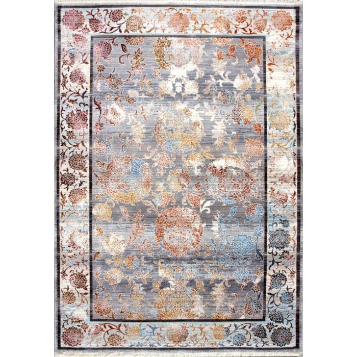 alfombra picaso gris